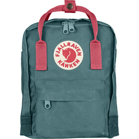 Fjällräven Kånken Mini Backpack Kids frost green/peach pink